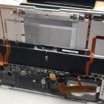 Laptop bez obudowy